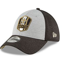 Adult New Era New Orleans Saints Sideline Team 39THIRTY Flex-Fit Cap