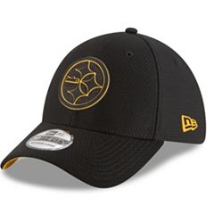 Adult New Era Pittsburgh Steelers Training 39THIRTY Flex-Fit Cap