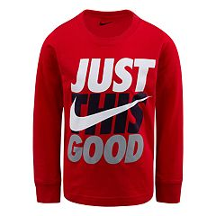 Boys 4-7 Nike 'Just This Good' Graphic Tee