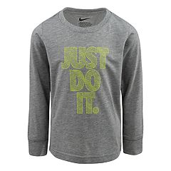 Boys 4-7 Nike 'Just Do It.' Graphic Tee