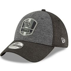 Adult New Era Tennessee Titans Sideline Team 39THIRTY Flex-Fit Cap