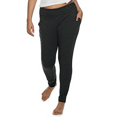 Plus Size SO® Foldover Sleep Pants