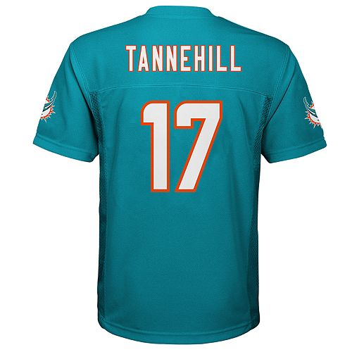 separation shoes c413b 1baa9 Boys 8-20 Miami Dolphins Ryan Tannehill Jersey