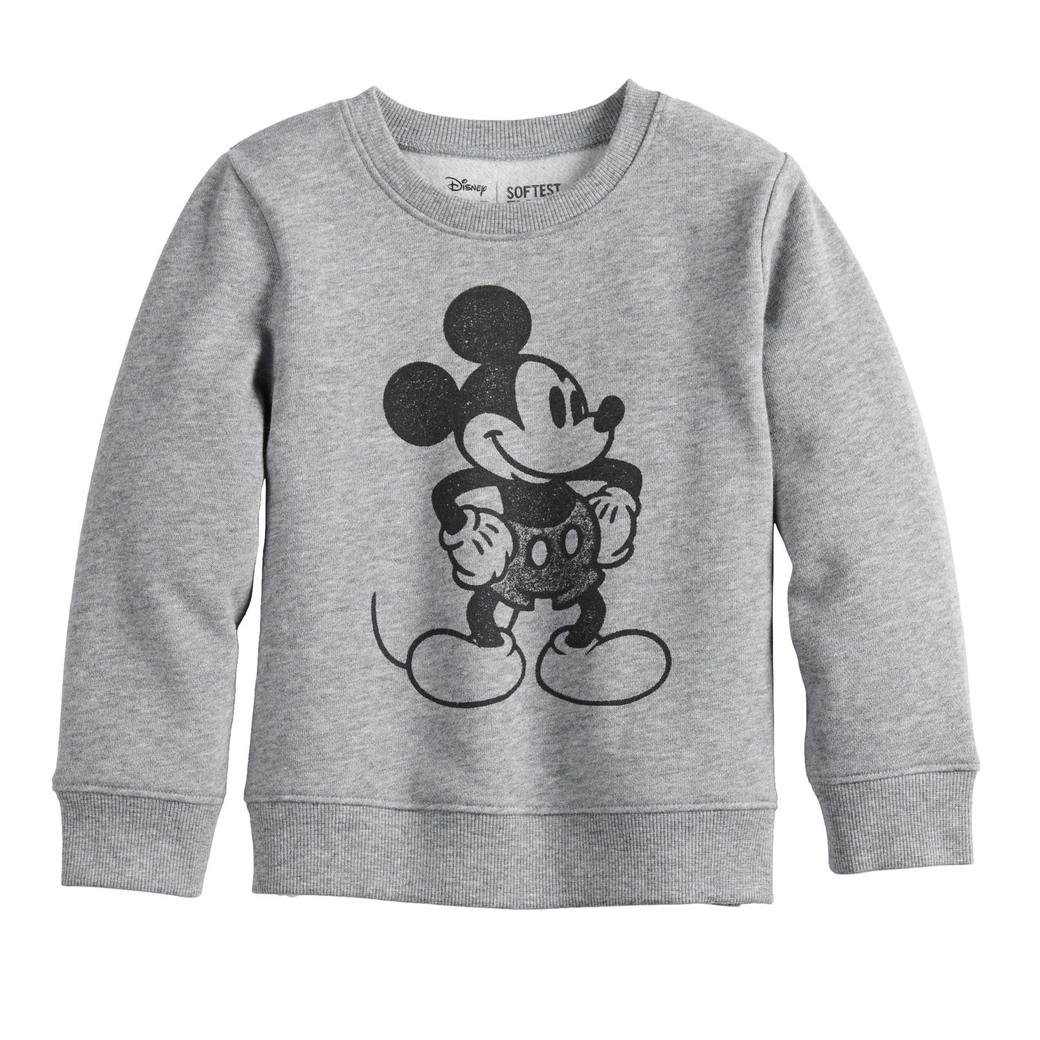 Mickey mouse sweater toddler boy