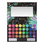 BH Cosmetics Take Me Back To Brazil: Rio Edition 35-Color Eyeshadow Palette