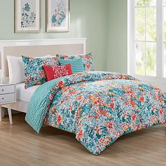 VCNY Kayla Duvet Cover Set