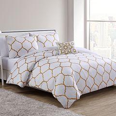 VCNY Ogee Comforter Set