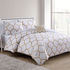 VCNY Ogee Duvet Cover Set