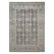 Kathy Ireland Malta Alluring View Distressed Rug by Nourison