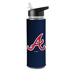Boelter Atlanta Braves Neoprene Water Bottle