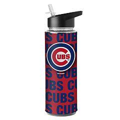Boelter Chicago Cubs Neoprene Water Bottle