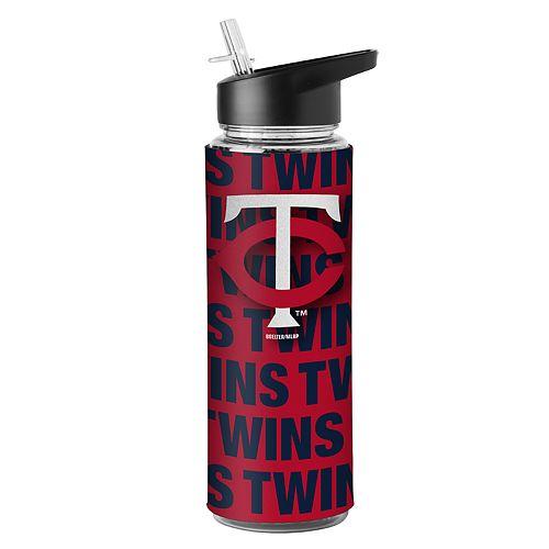 Boelter Minnesota Twins Neoprene Water Bottle