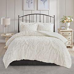 Madison Park Aeriela Cotton Chenille Comforter Set