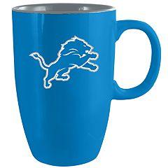 Detroit Lions Tall Coffee Mug