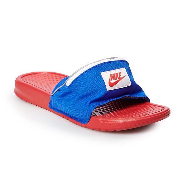Nike Benassi JDI Men's Fanny Pack Slide Sandals