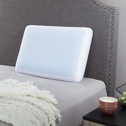 Wondrous Lhc Reversible Memory Foam Pillow With Removable Mesh Forskolin Free Trial Chair Design Images Forskolin Free Trialorg
