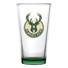 Milwaukee Bucks Pint Glass