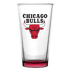 Chicago Bulls Pint Glass