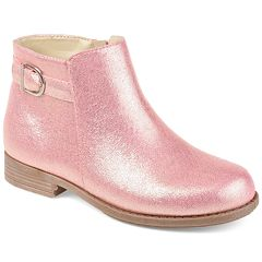 Journee Collection Beatrix Girls' Ankle Boots