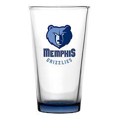 Memphis Grizzlies Pint Glass