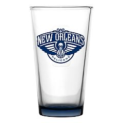 New Orleans Pelicans Pint Glass