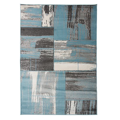 World Rug Gallery Toscana Contemporary Distressed