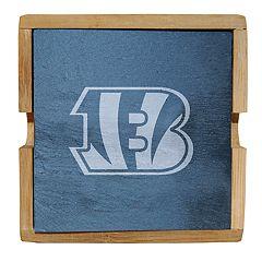 Cincinnati Bengals Slate Coaster Set