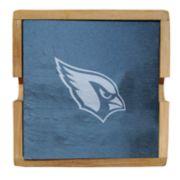Arizona Cardinals Slate Coaster Set