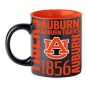 Boelter Auburn Tigers Matte Black Coffee Mug