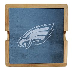 Philadelphia Eagles Slate Coaster Set