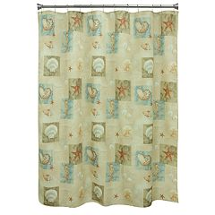 Bacova Ocean Shower Curtain