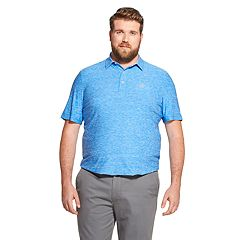 Big & Tall IZOD Title Holder Performance Golf Polo