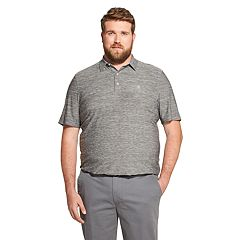 Big & Tall IZOD Title Holder Performance Golf Polo