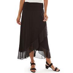 Women's Apt. 9® Ruffle Maxi Skirt