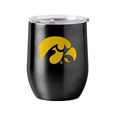 Boelter Iowa Hawkeyes Curved Tumbler