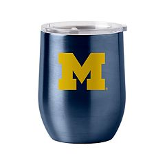 Boelter Michigan Wolverines Curved Tumbler