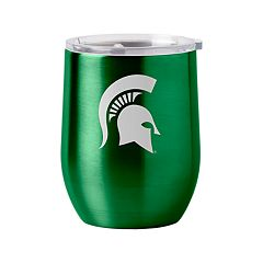 Boelter Michigan State Spartans Curved Tumbler