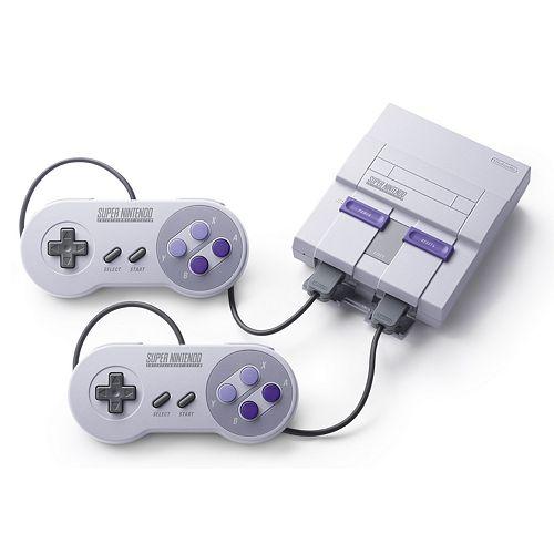 Nintendo Classic Super NES Console + Wireless Controller