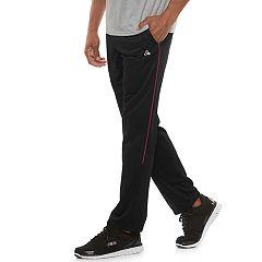 Big & Tall Tek Gear® Piped Tricot Training Pants