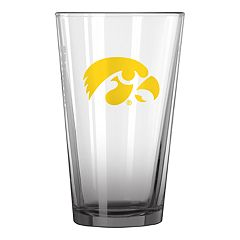 Boelter Iowa Hawkeyes Elite Pint Glass