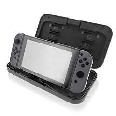 Nintendo Switch + Nyko Power Shell Case