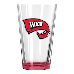 Boelter Western Kentucky Hilltoppers Elite Pint Glass
