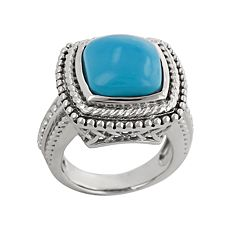 Sterling Silver Turquoise Ring from kohls.com