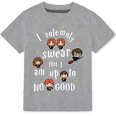 Toddler Boys Harry Potter 'I Am Up To No Good' Graphic Tee