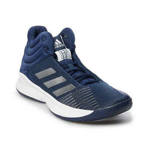 newest 392c3 aece2 adidas Pro Spark 2018 Men s Basketball Shoes