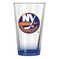 New York Islanders Emblem Pint Glass