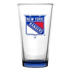 New York Rangers Emblem Pint Glass