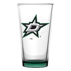 Dallas Stars Emblem Pint Glass