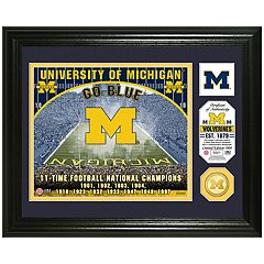 Ncaa Michigan Wall Decor Home Decor Kohl S
