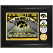 Highland Mint Iowa Hawkeyes Stadium Framed Photo